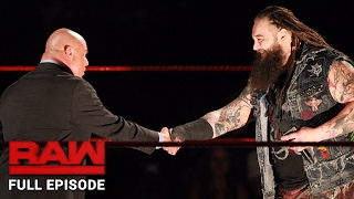 WWE RAW Full Episode, 1 May 2017