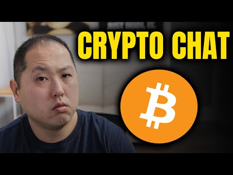CRYPTO CHAT ABOUT BITCOIN, ETHEREUM AND OTHER ALTCOINS