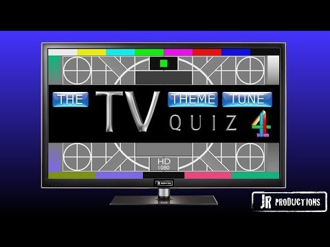 The TV Theme Tune Quiz 4 AND ANSWERS
