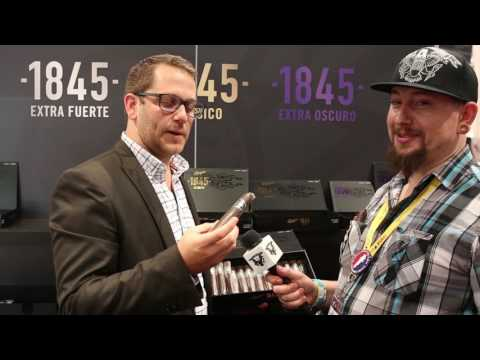 IPCPR 2017 Las Vegas - Partagas with Andres Maturen Maal