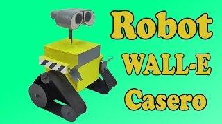 Cómo Hacer Robot WALL-E (muy fácil de hacer)