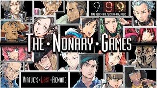Zero Escape  The Nonary Games Trailer