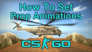 CS:GO | Wie Set Requisite-Animationen [Fun-Konsole Befehle]