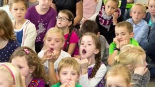 VS Großraming Schuleröffnung - imedia Projekt 4a