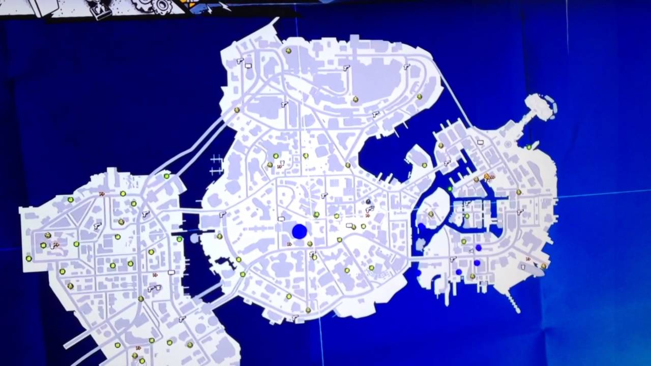 how big will the map be in spider man ps4 youtube
