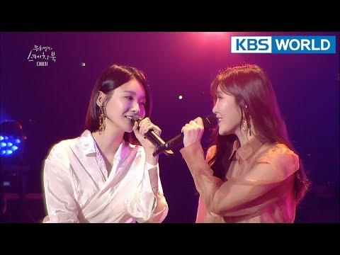 Davichi - Just The Two Of Us | 다비치 - 우리 둘 [Yu Huiyeol's Sketchbook/2018.02.21]