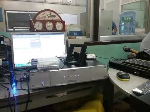 Tri-vista Music Fidelity DAC test