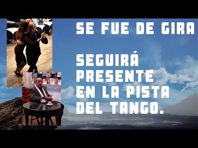 Hasta siempre Horacio, un milonguero de estilo. Video tango homenaje a Horacio Prestamo