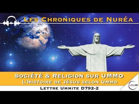 Société & Religion sur UMMO - L'Histoire de Jésus de Galilée selon UMMO - Lettre Ummite D792-2