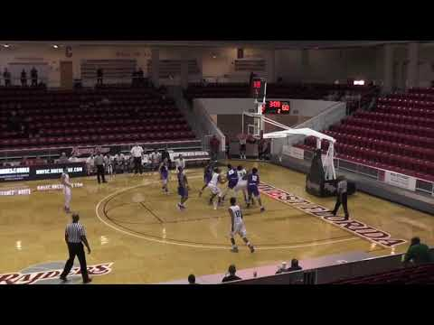 Tyree Gibson Highlights 17-18 - Gulf Coast State College