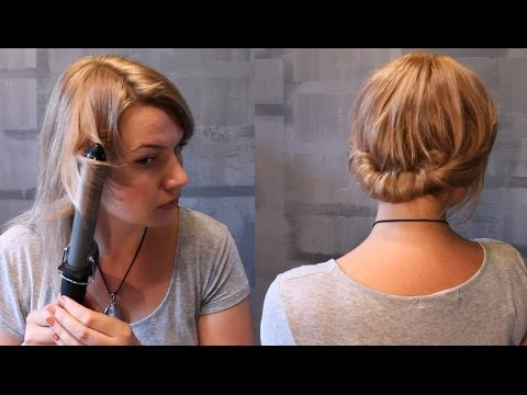Hairstyle for short hair - Причёска своими руками на стрижку Каскад - Hairstyles by REM