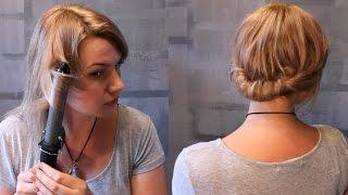 Причёска своими руками на стрижку