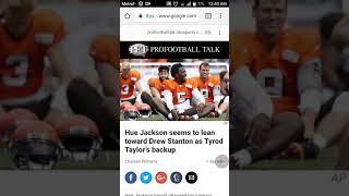 Elpresador,Hue Jackson needs the advice of Tyrod Taylor for the Browns to improve