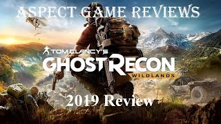 Tom Clancy's Ghost Recon Wildlands : Review 2019 : AspectGameReviews