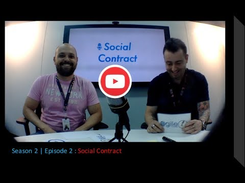 AGILETALKSHOW - S2E2 - The Social Contract