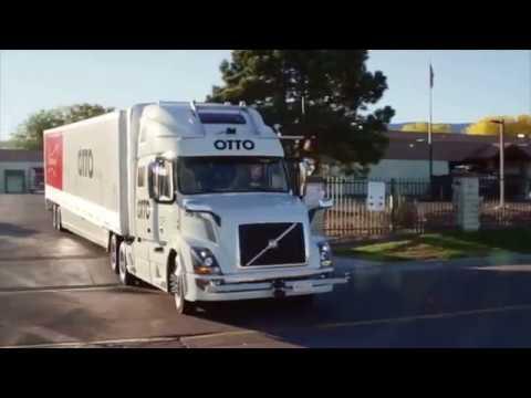 El camión Autónomo