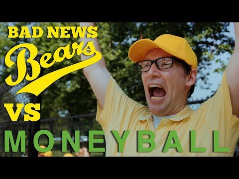 Bad News Bears, Sabermetrics Edition | If Sports Movies Were Rebooted Today