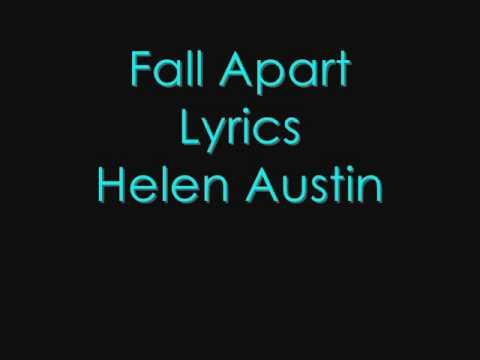 Fall Apart - Helen Austin