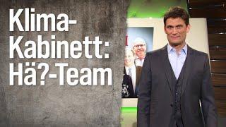 Klima-Kabinett – Das Hä?-Team