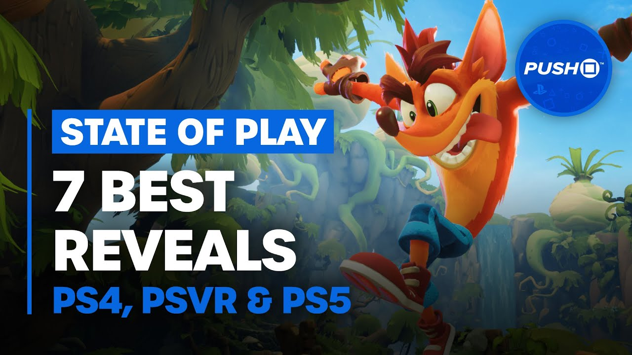 STATE OF PLAY: 7 Best Reveals | PS5, PS4, PSVR