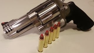 Smith & Wesson 500 Magnum!!