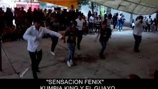 GRUPO DE BAILE SENSACION FENIX 🕺💃 SAN GREGORIO CUAUTZINGO CHALCO ESTADO DE MEXICO