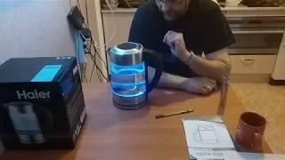 Электрический чайник Haier HEK-143 обзор