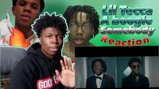 Internet Money - Somebody ft. Lil Tecca and A Boogie Wit Da Hoodie (Official Music Video) *REACTION*