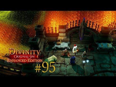 Divinity: Original Sin #95 | König Boreas Schatzkammer | Let's Enjoy