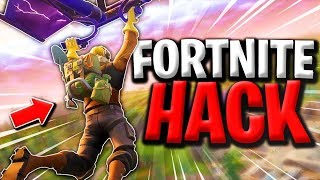 "IT ""HACK"" FORTNITE AND VOLE ALL THE PARTY!!"