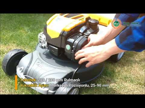 Stiga Combi 53 SQB Benzinli Çim Biçme Makinası