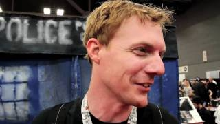 Roy Christopher at SXSW, 2011