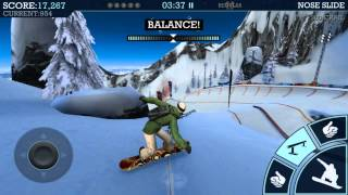 Snowboard Party Lite Android Gameplay