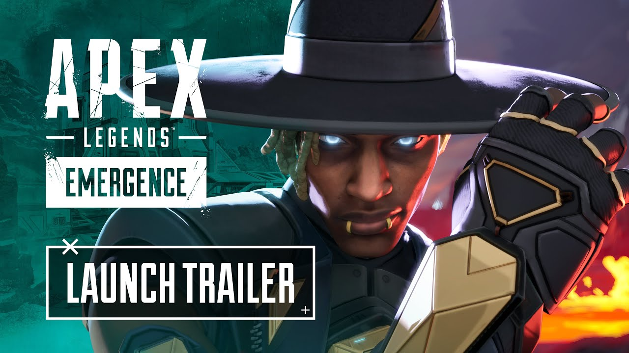 Download Apex Legends: Emergence Launch Trailer