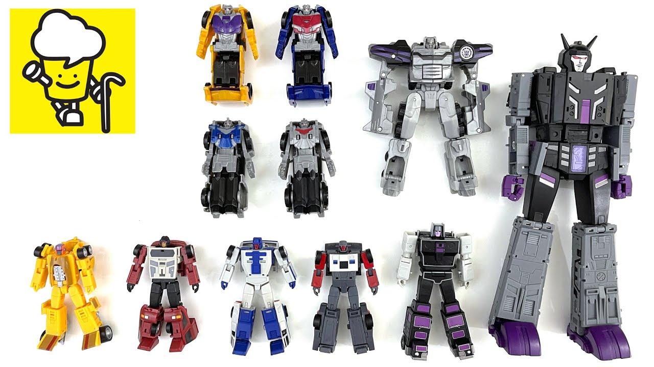 Transformers Menasor Robots in Disguise G1 Magic Square トランスフォーマー 變形金剛
