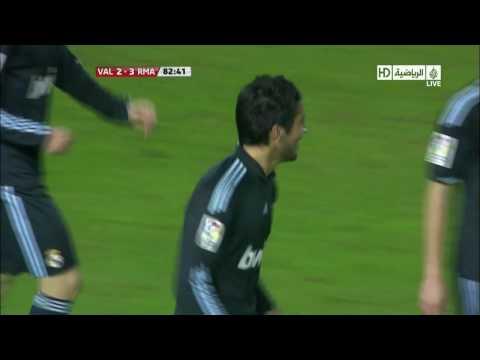 Valencia 2-3 Real Madrid - Ezequiel Garay -HD-