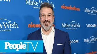 Joey Fatone Insists He's Not 'The Masked Singer's' Rabbit — Hear His Take On The Clues! | PeopleTV