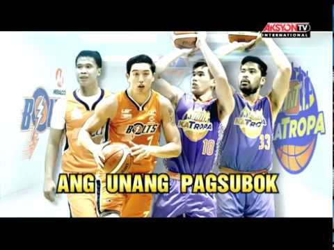 PBA Comms Cup Highlights: TNT VS MERALCO March 24, 2017