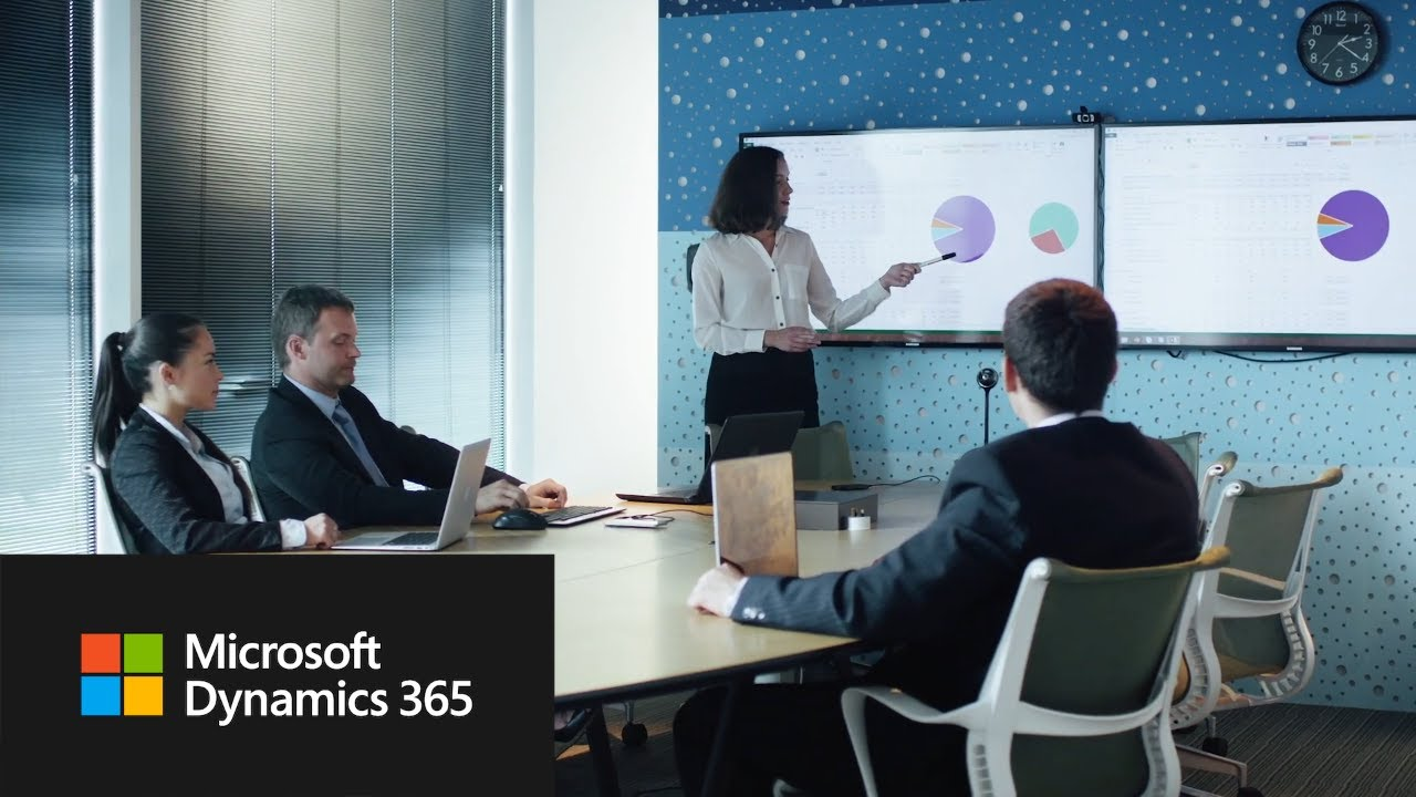 Accelerate your financial performance with Microsoft Dynamics 365 Finance
