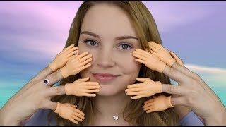 ASMR Triggers With Tiny Hands thumbnail