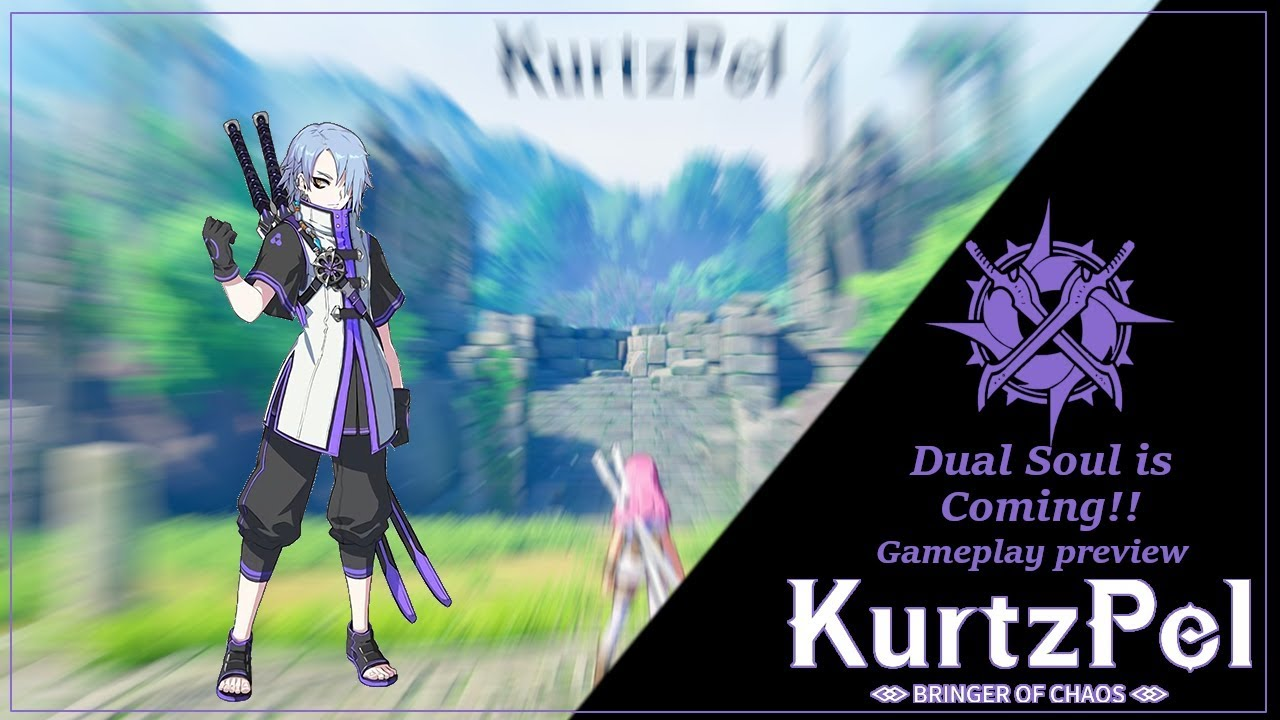 Kurtzpel Dual Soul Gameplay Preview| PC