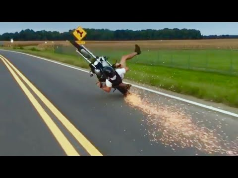 FULL SEND MOTO FAILS & WINS Ep.40