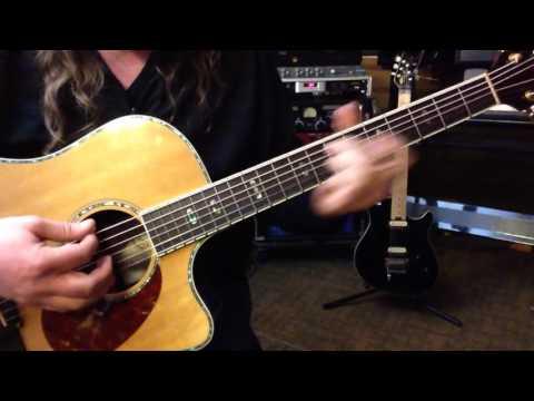 Alternate Tuning FACACD - Key F Major