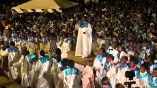 POWERFUL KISUMU KESHA WORSHIP PART 1 -