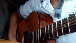 Bình yên nhé guitar cover - intro - Trai giao thông
