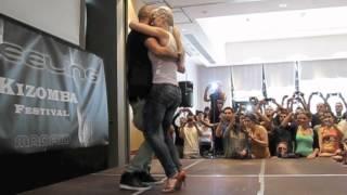 Видео: Albir & Sara - Kizomba demo