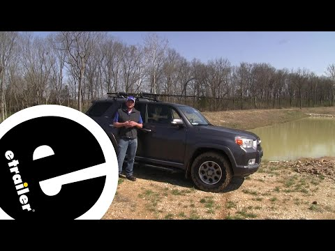Etrailer | Rhino-Rack Fishing Rod Carrier Review