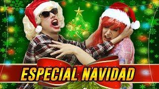 COCINANDO PAN DULCE SALE MAL- Especial Navidad