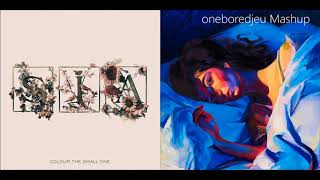 Let Us Breathe - Sia vs. Lorde (Mashup)
