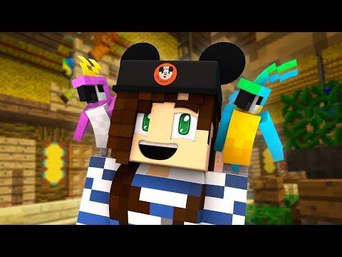 Recreating My Favorite Disneyland Ride in Minecraft!
